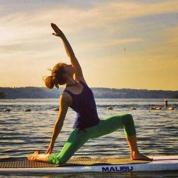 Cours de Paddle Yoga Nantes