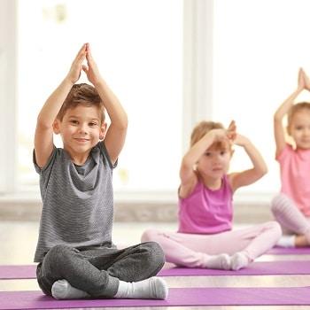 Cours de yoga pour enfants Nantes