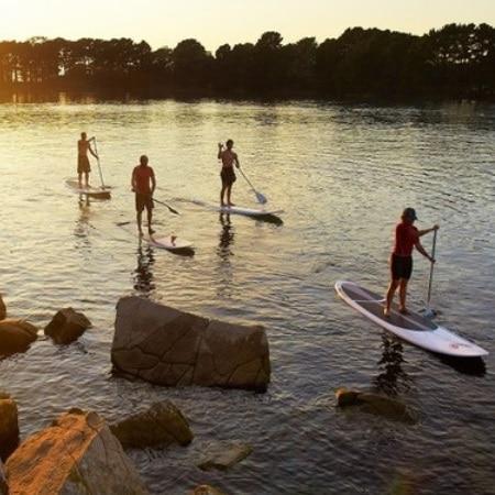 yoga paddle au format evenementiel pour les salariés