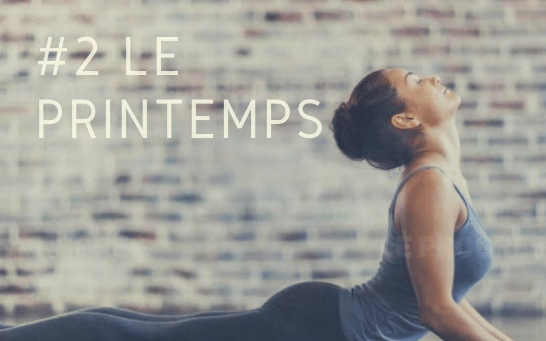 Cycle des saisons – Yin Yoga #2 le printemps / musique live- dim. 31 mars