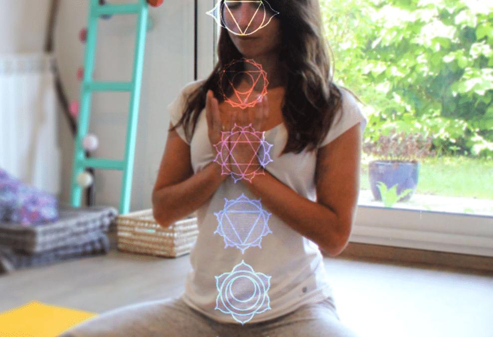 Atelier CHAKRAS – yoga et énergie – 3 dates les dim. 24 fev, 17 mars et 14 avril