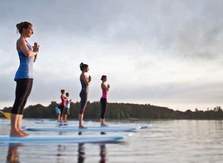 Saison 2019 – Paddle Yoga sur l'Erdre