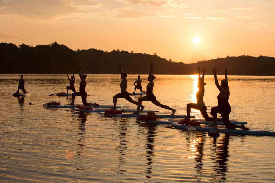 Paddle Yoga BY NIGHT sur l'Erdre – sam. 18 mai 20h