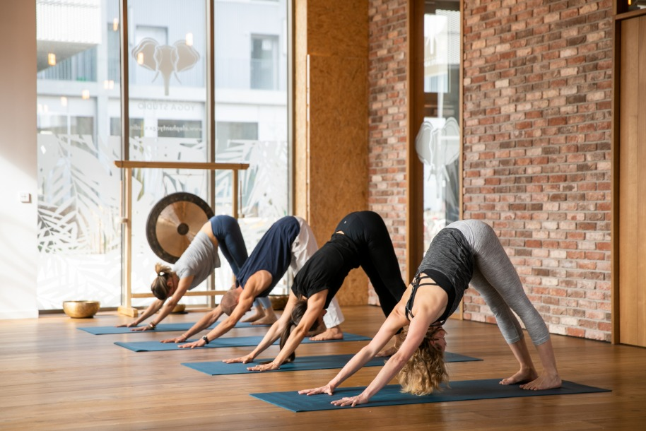 Yoga Studio A Nantes 3 Rue Magdeleine 44200 Nantes