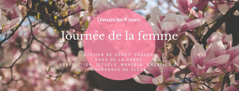 Célébrons le féminin sacré – dim. 8 mars 9h30