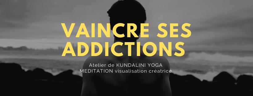Vaincre ses addictions par le Kundalini Yoga – dim.27 oct 9h30