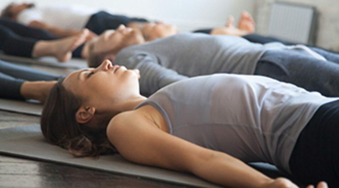 Yoga Nidra – 1 dimanche par mois 17h00