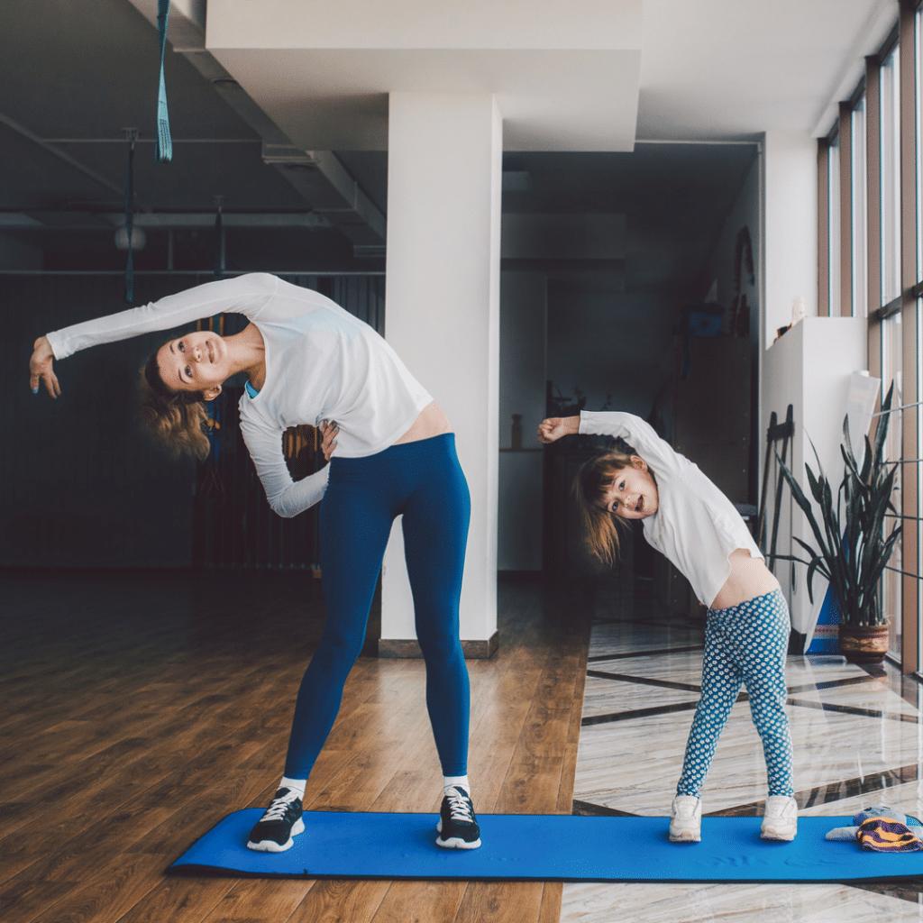 yoga parent enfant nantes
