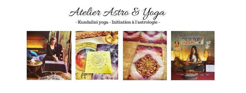 Kundalini Yoga & Astrologie. dim 1er décembre 14h-17h