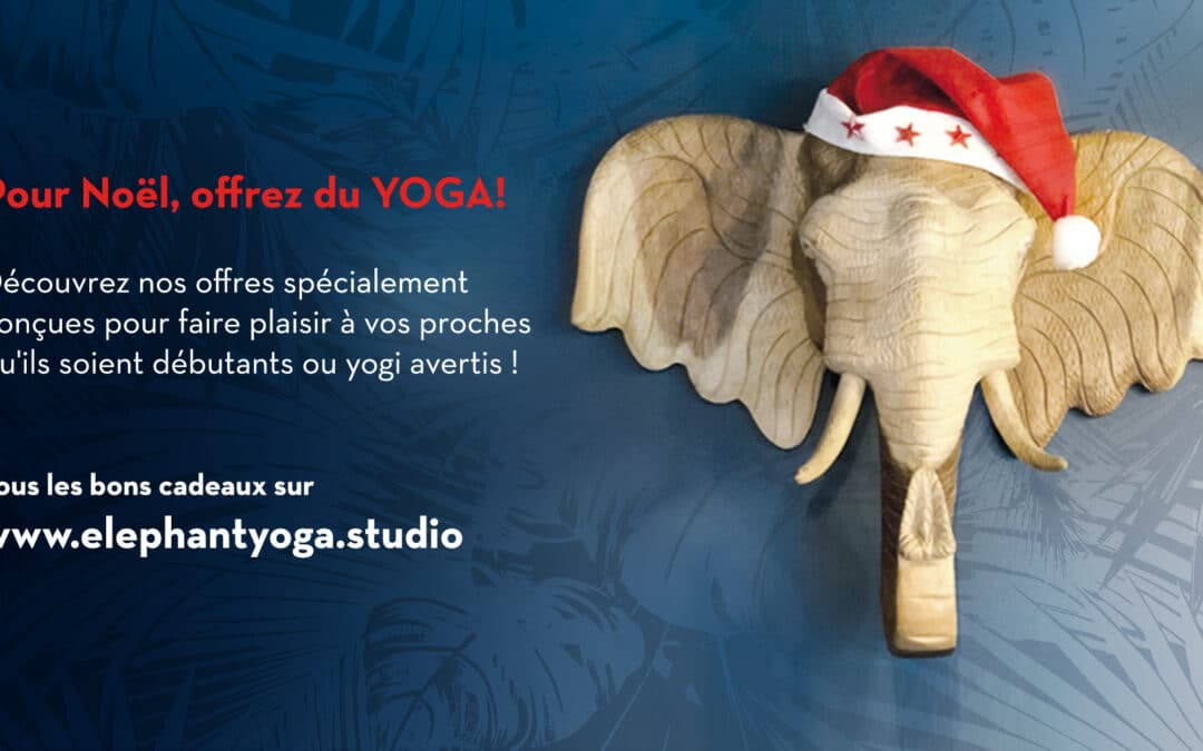 Happy YOGA, Happy Noël