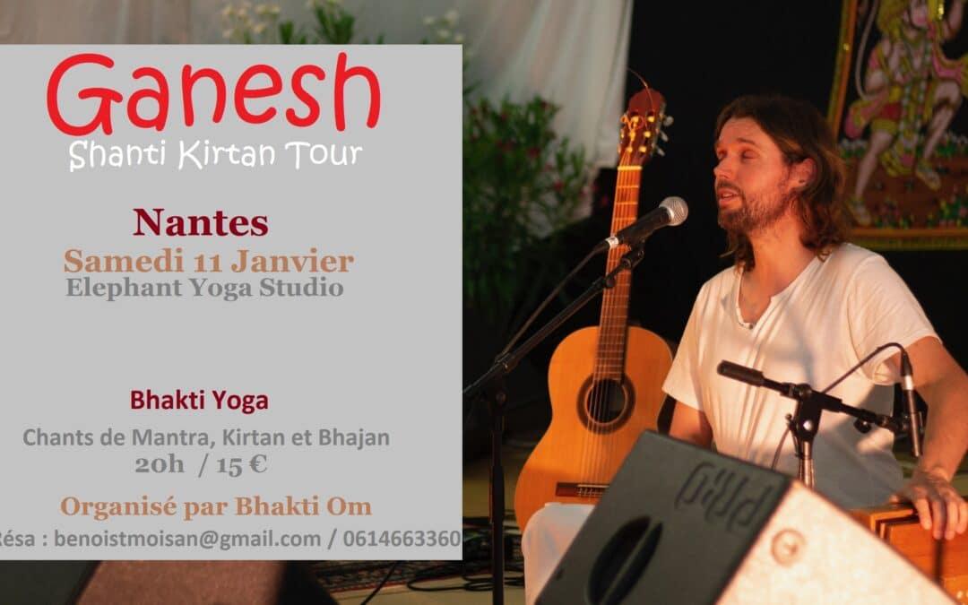 Kirtan – Pratique de Bhakti Yoga – sam. 11 janv 20h