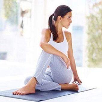 Remise en mouvement par le Yoga