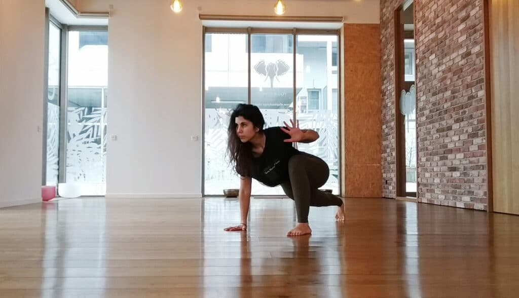 yoga animal flow nantes