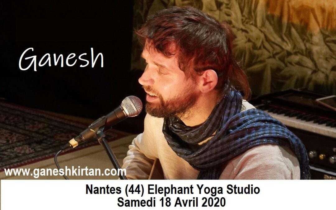 kirtan, bakti yoga, Yoga Nantes, chant, mantras, Ganesh