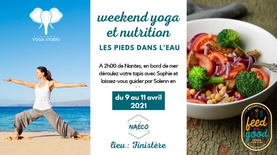 Retraite yoga et nutrition en Bretagne