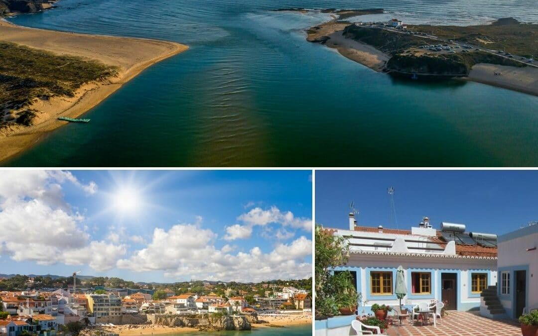 portugal yoga surf paddle retreat