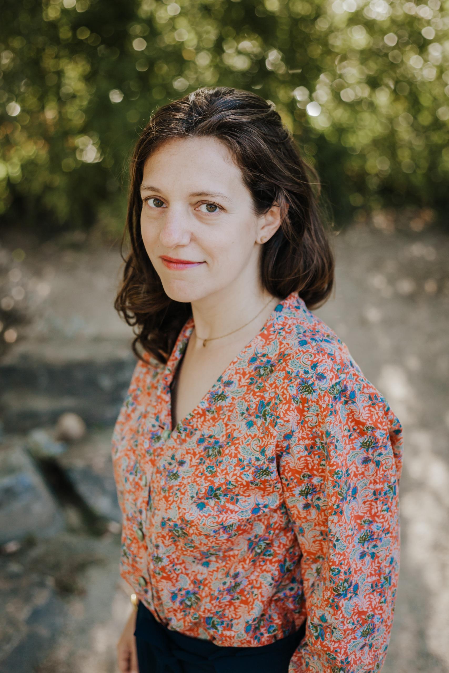 Anne-Charlotte prof de kundalini à Nantes