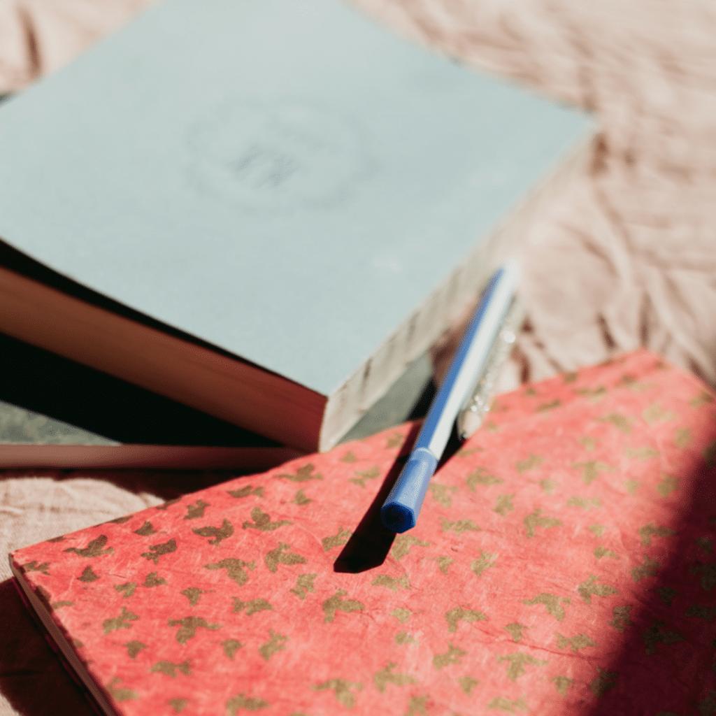 yoga ecriture journaling