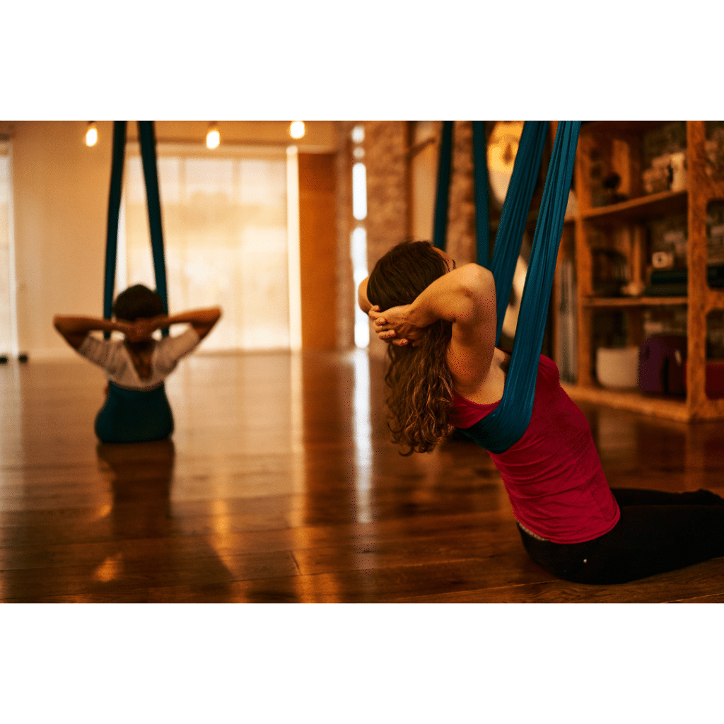 yoga aerien pranayama nantes