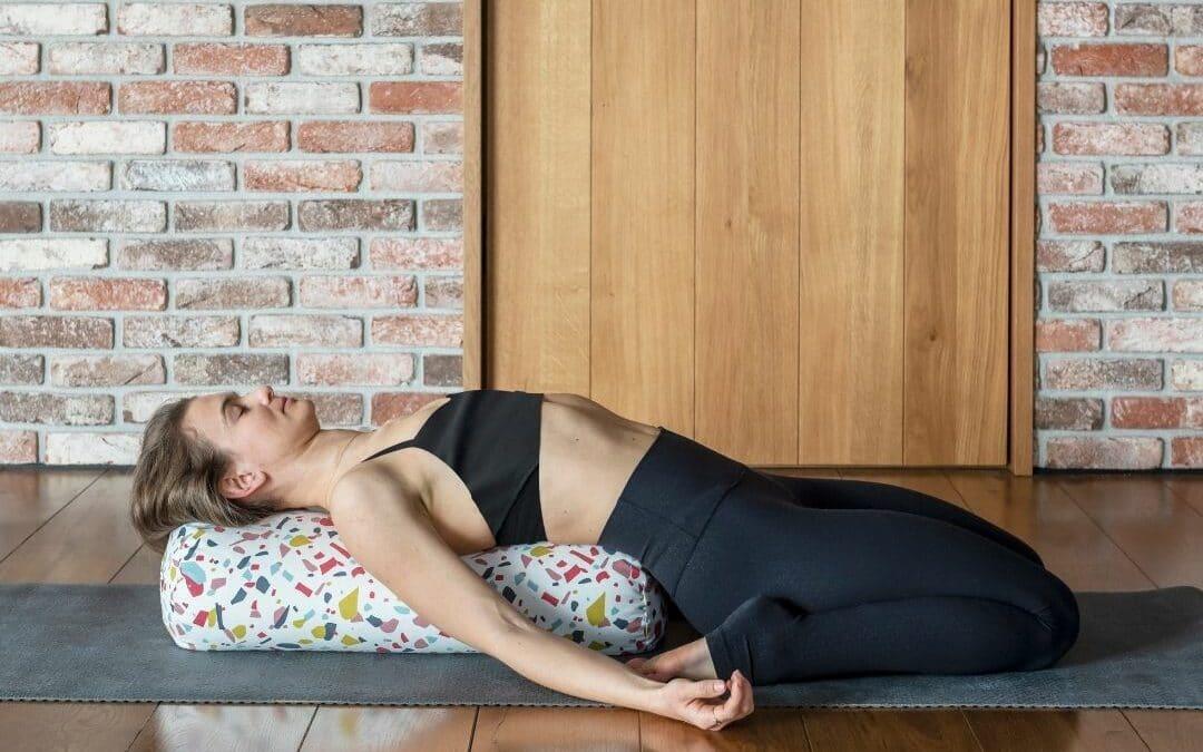Yin Yoga Acupressure